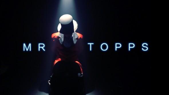 Mr Topps Poster 1